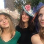 chapeaux cérémonie Mary Colibri