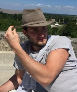 chapeau de randonnnée