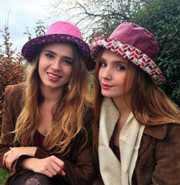 """Le Chapeau de pluie """"Bonnemine"""""""