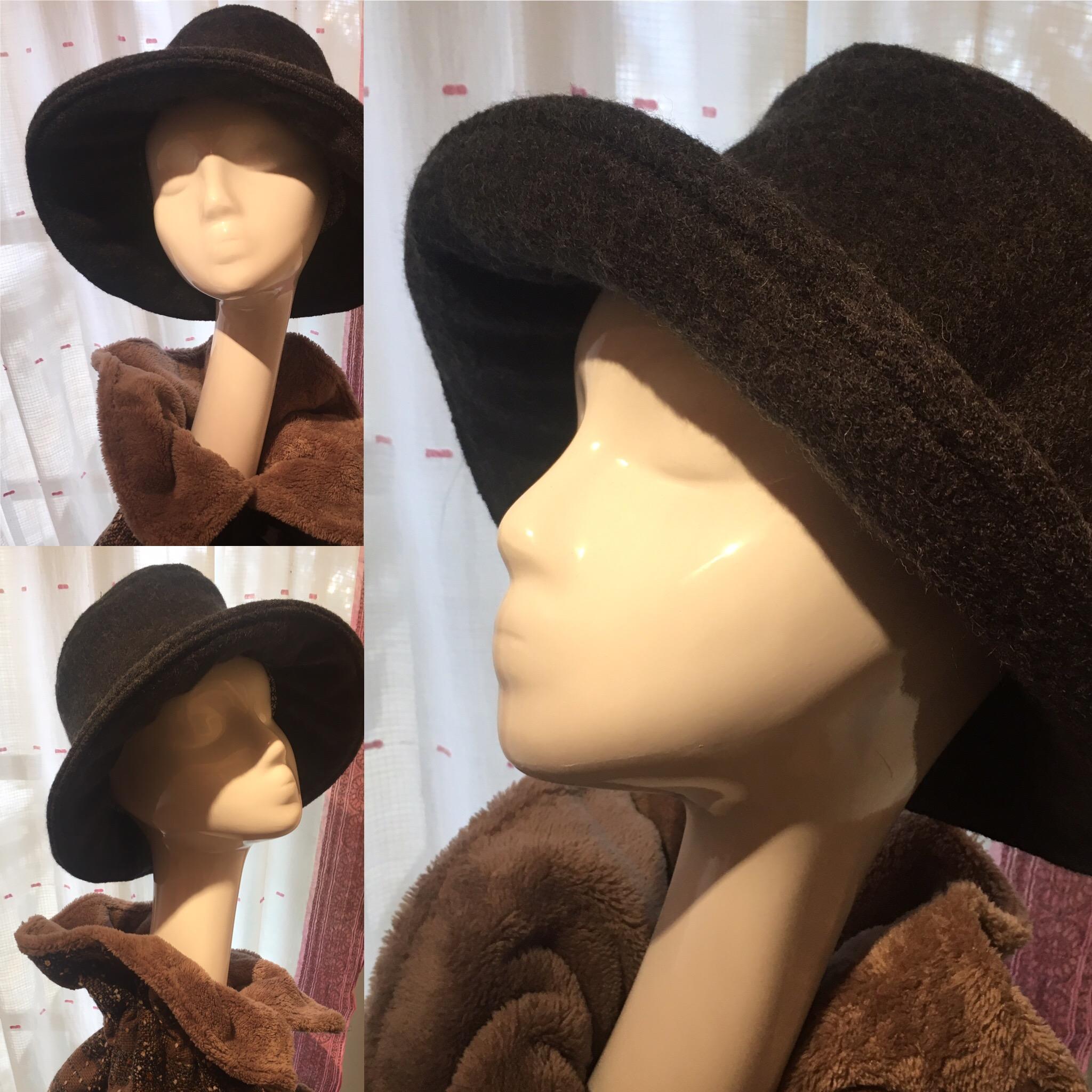 Le nouveau chapeau de l'hiver 2018