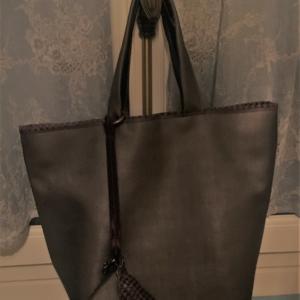sac grande taille porter épaule