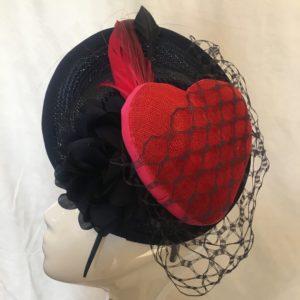 chapeau cérémonie Mary Colibri