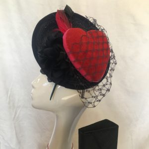 Fascinator Mado Mary Colibri