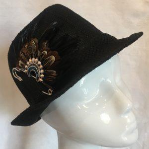 chapeau masculin féminin Mary colibri