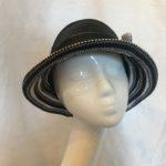 Cloche noire Mary Colibri