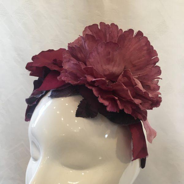 Couronne fleurs Mary Colibri