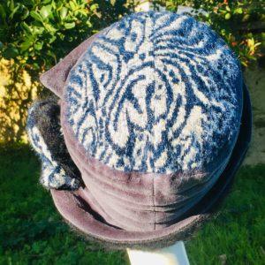 chapeau Mary Colibri hiver